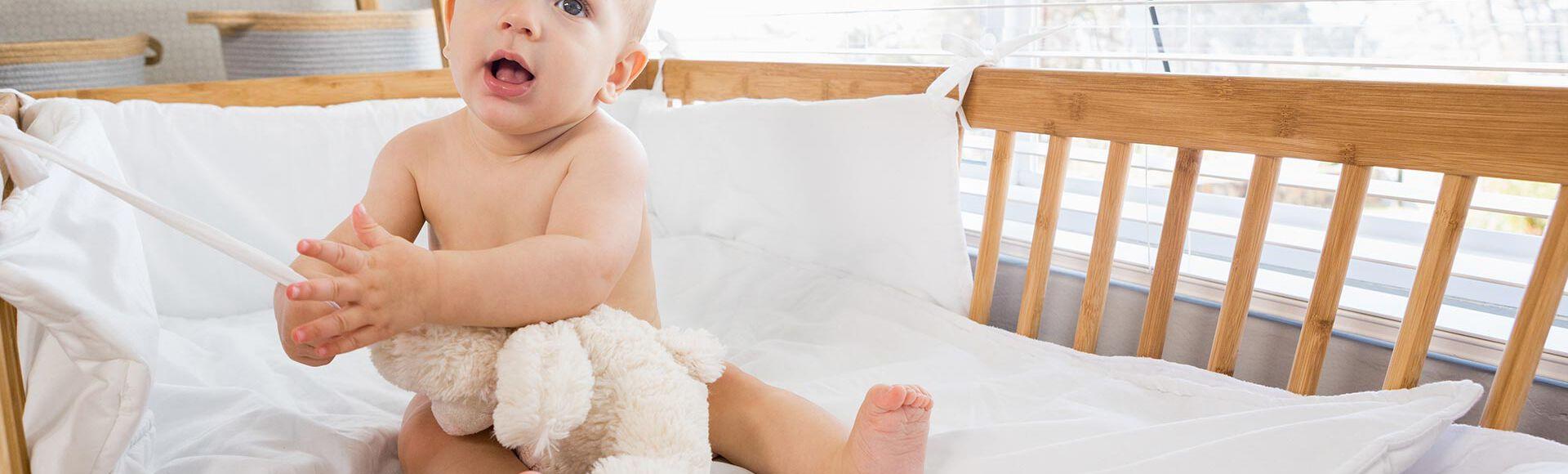 Tips para que los bebés dejen la cuna