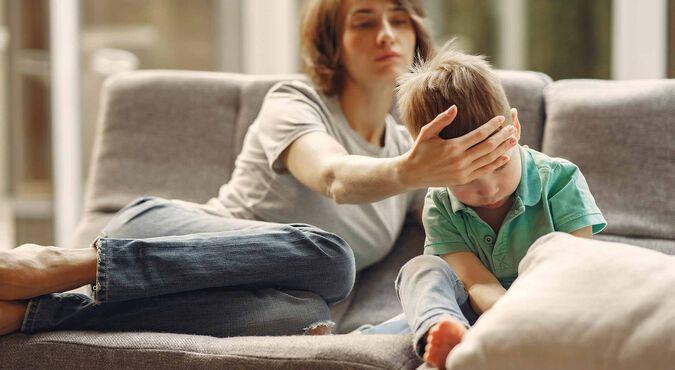 Enfermedades comunes en niños