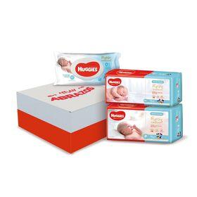 Box Huggies Recién Nacido