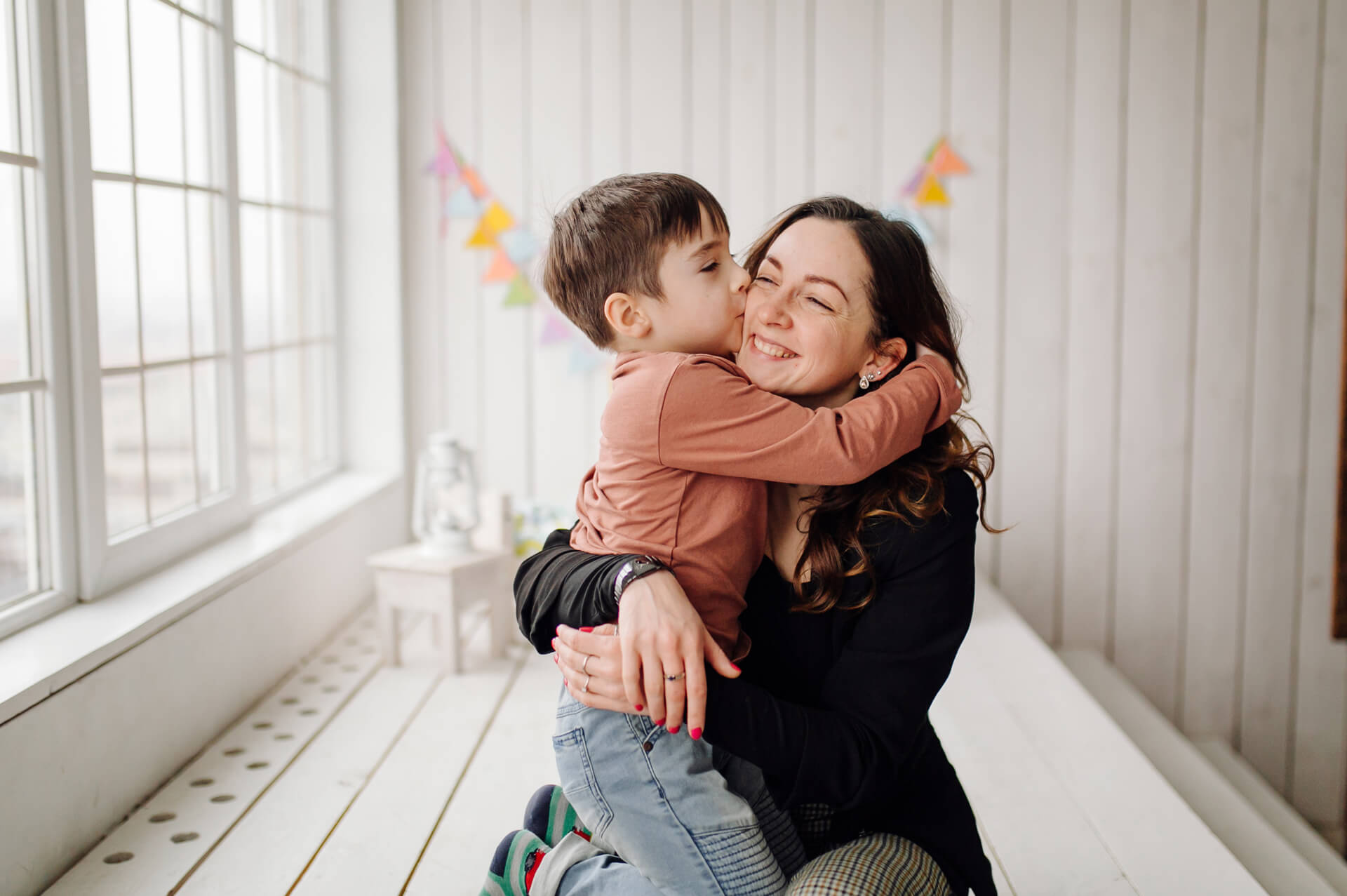 Fortalece la auto estima de tu hijo