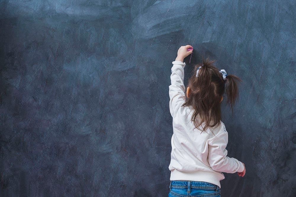 Saber si un niño será zurdo o diestro