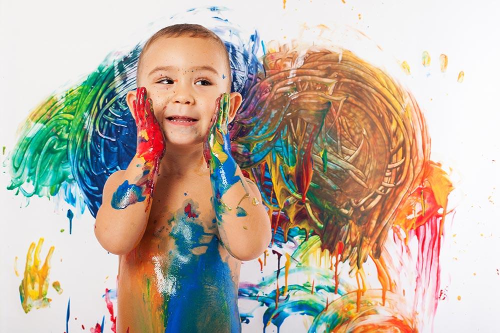 Actividades de arte para niños